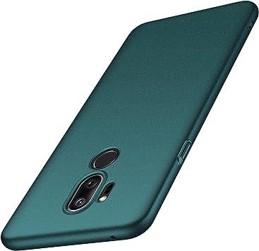 anccer Funda LG G7 ThinQ, Funda LG G7 [Serie Colorida] [Ultra ...