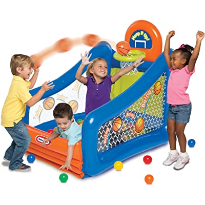 Little Tikes Hoop it up Value Pack: Toys & Games