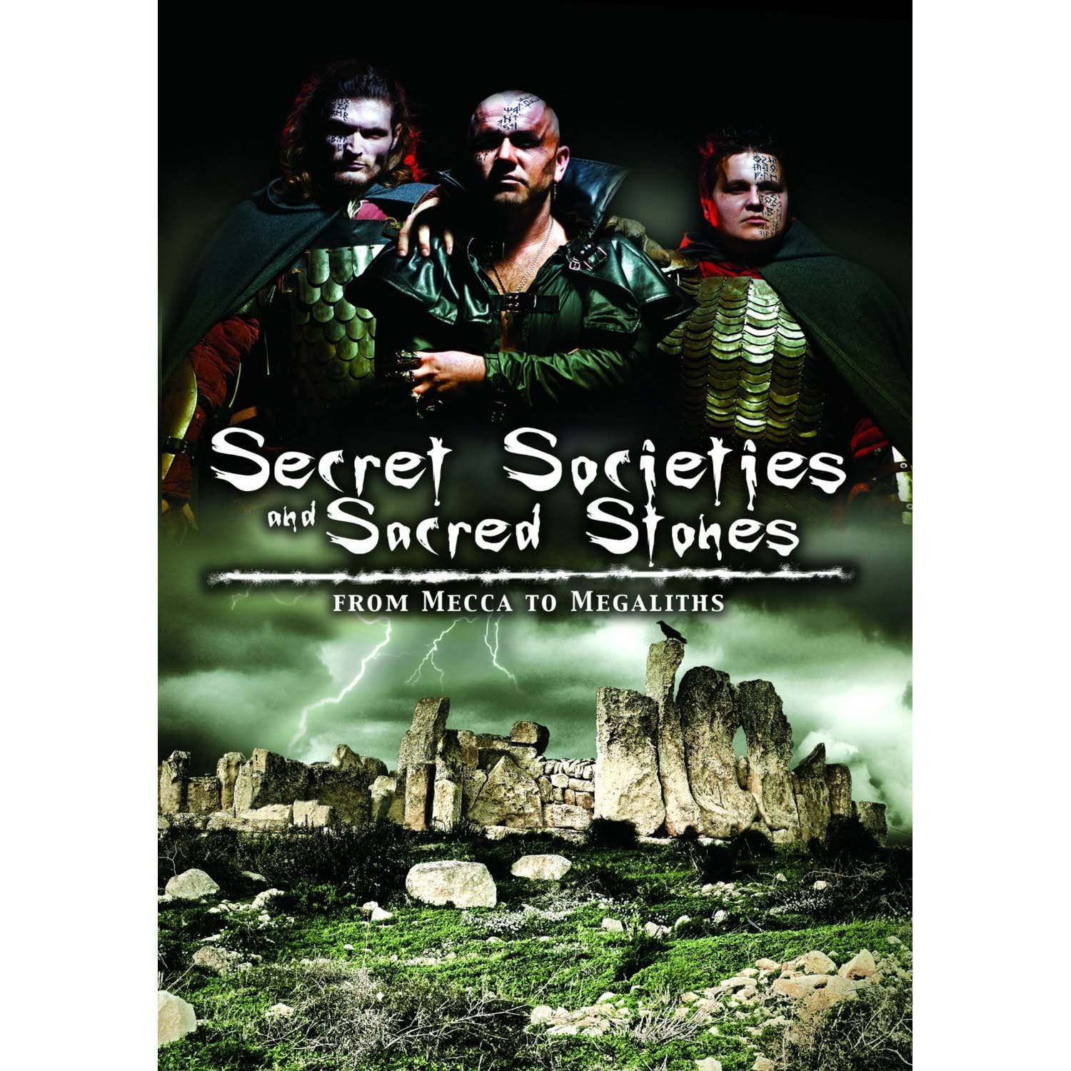 DVD : Ahmed Osman - Secret Societies And Sacred Stones: From Mecca To Megaliths (Full Frame, Dolby)