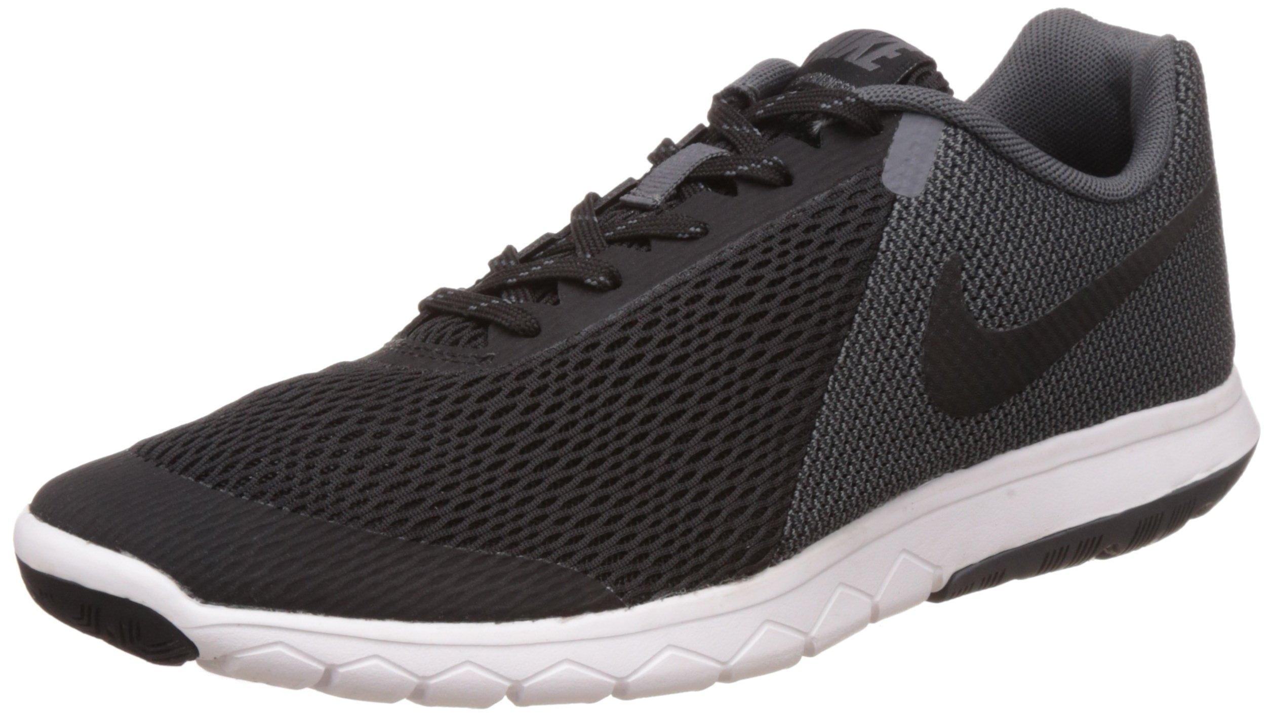 3a85273a27b20 Galleon - Nike Men's Flex Experience RN 4 Black/Black Dark Grey ...