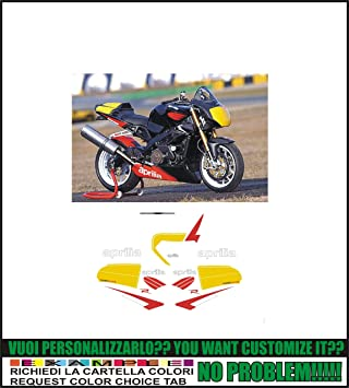 Kit adesivi decal stickers APRILIA TUONO 1000 R 2003 RACING