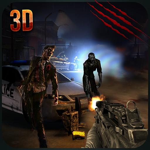 Police Sniper vs Zombie Attack (Best Zombie Apocalypse Survival Games)