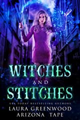 Witches And Stitches (Amethyst's Wand Shop Mysteries Book 2) Kindle Edition