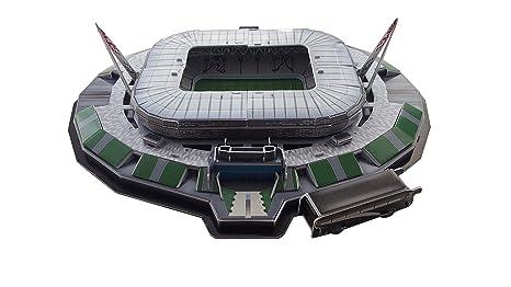 3D Puzzle - Juventus Stadium  Amazon.co.uk  Toys   Games 5e59c05ecd6