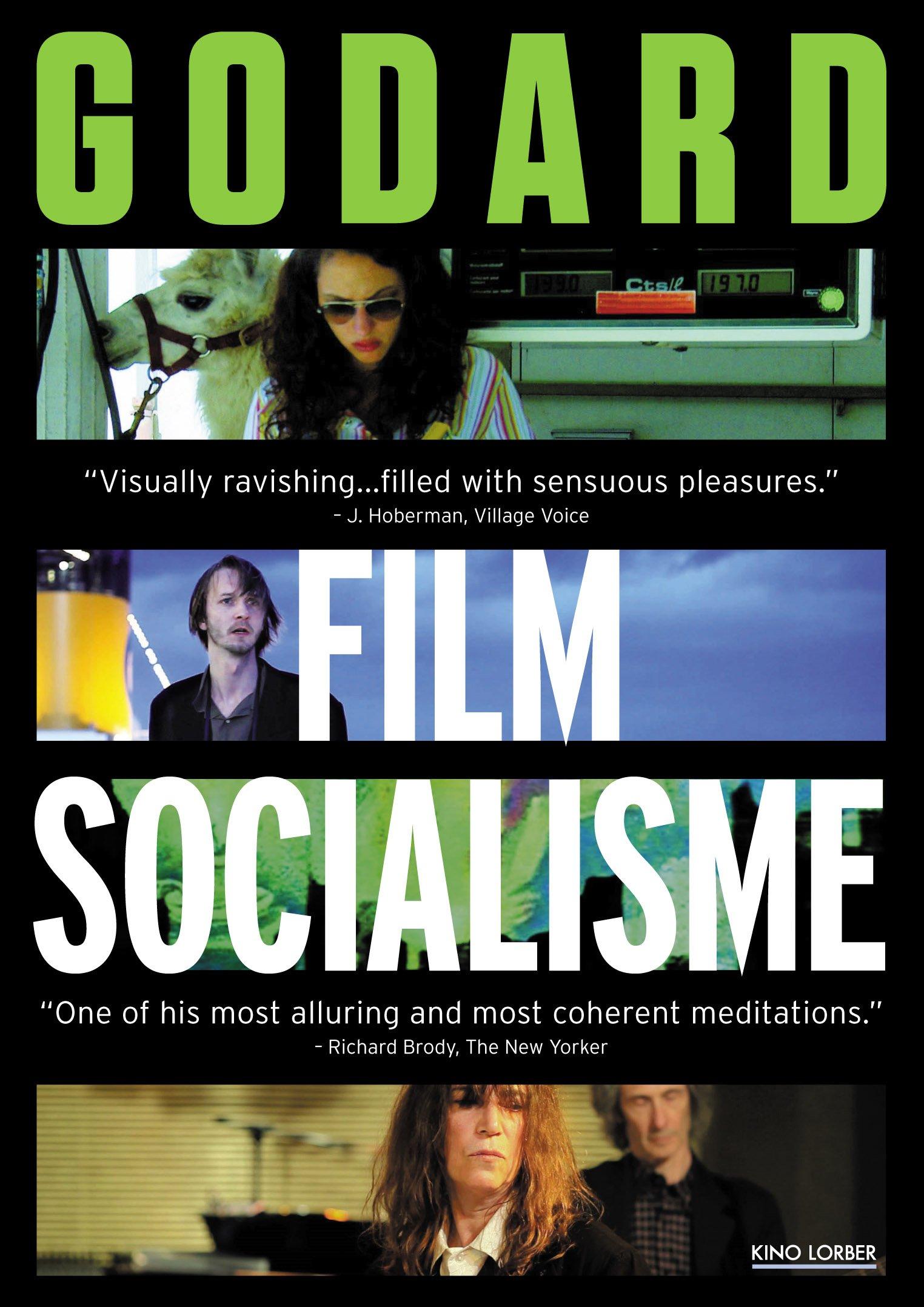 DVD : Eye Ha dara - Film Socialisme (Subtitled)
