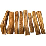 Natural Palo Santo Sticks - Large/XL Smudging kits - Authentic, Hand Cut & Sustainable with Free Warranty!!