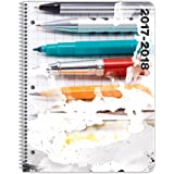Student Planner for 2017 - 2018 School Year for Middle / High School - By School Datebooks