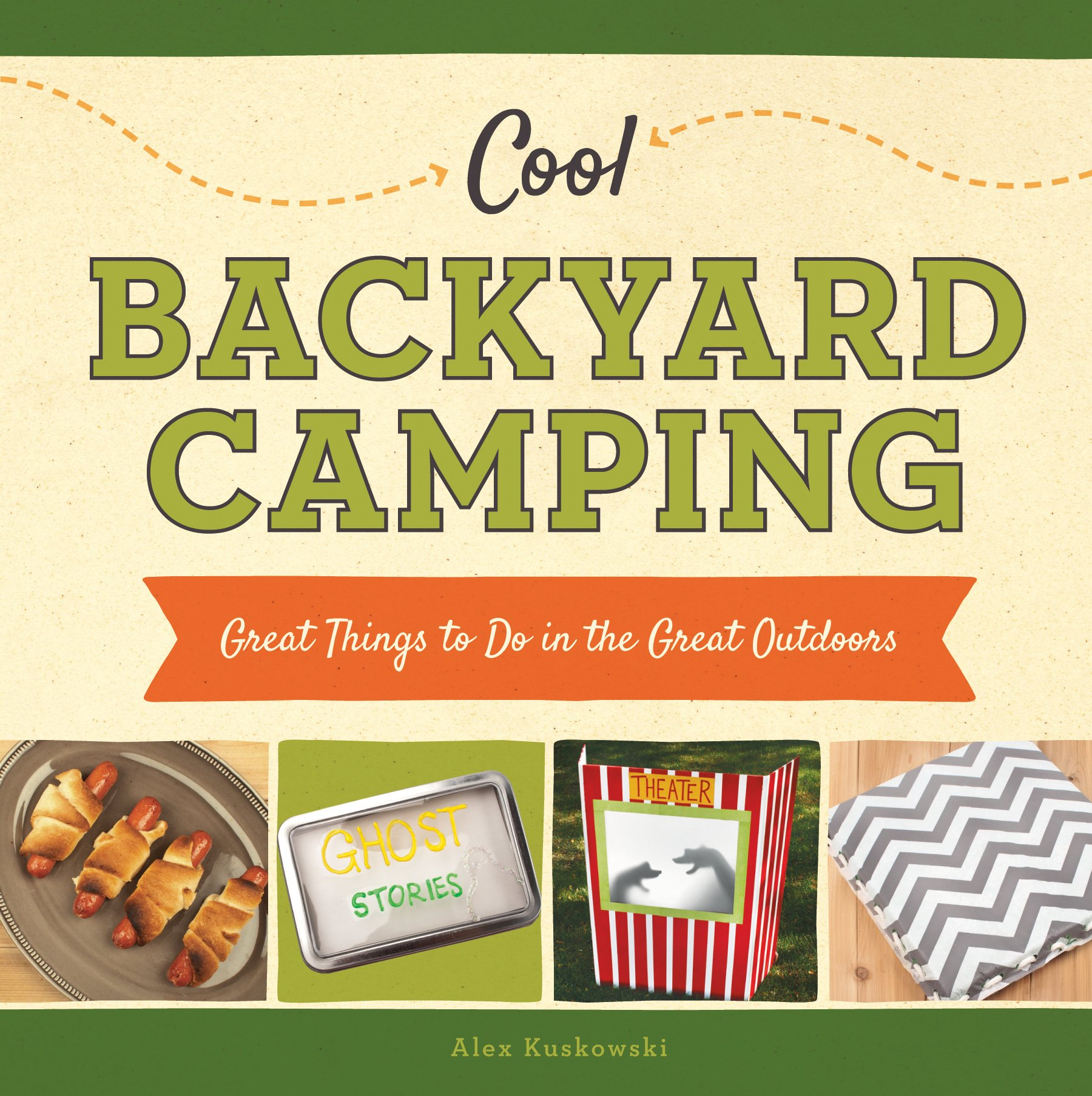Download Cool Backyard Camping: Great Things to Do in the Great Outdoors (Cool Great Outdoors) PDF