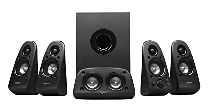 cd4a8b5e29a Logitech Z506 Surround Sound Home Theater Speaker System (Certified  Refurbished)