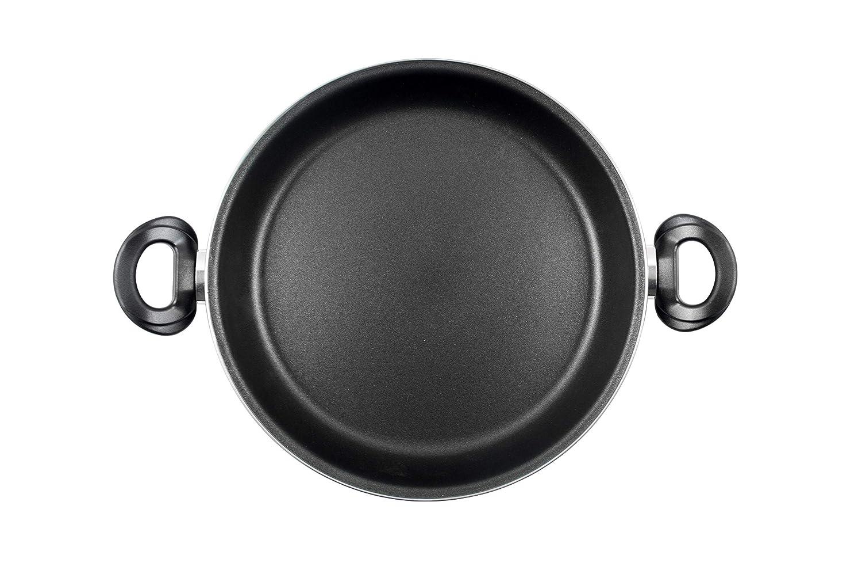 Megafesa  01101902 Paellapfanne Farbe schwarz Durchmesser 30 cm