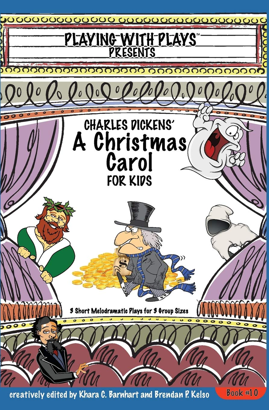 Short Christmas Plays For Kids.Charles Dickens A Christmas Carol For Kids 3 Short