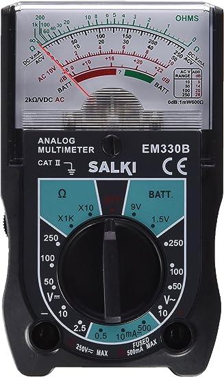 Salki 8500213 Analog Polimeter Salki 8500213 Baumarkt