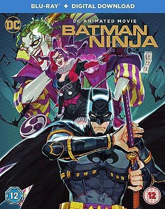 Batman Ninja Edizione: Regno Unito Reino Unido Blu-ray ...