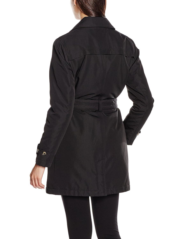 Geox Woman Jacket, Chaqueta para Mujer, Negro F9000, ES 34 (Talla de fabricante:38): Amazon.es: Ropa y accesorios