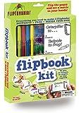 Flipbook Kit - Butterfly & Frog