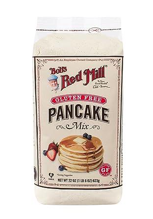 bobs red mill gluten free flour pancake recipe