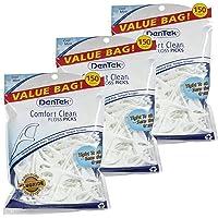 DenTek Comfort Clean Floss Juego de 150-Mini cepillos