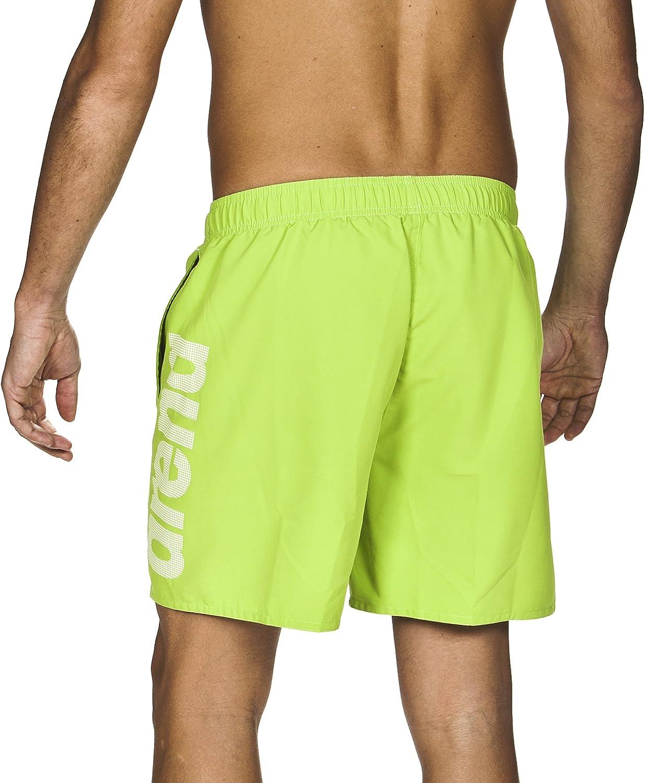 Boxers De Natacion Arena Fundamentals Logo Pantalones Cortos De Playa Hombre Deportes Y Aire Libre Leitingcuisine Com