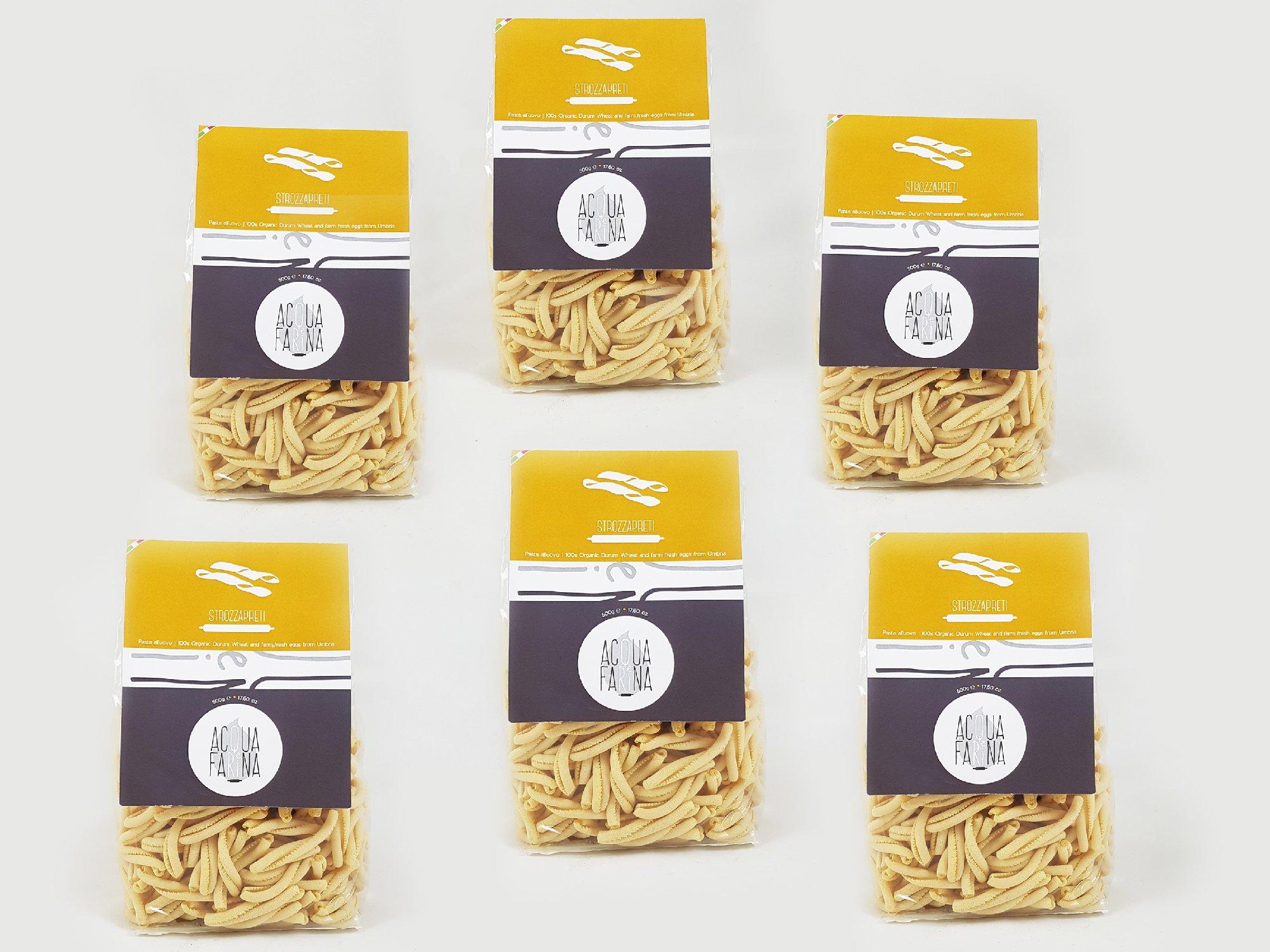 Strozzapreti 17.60 oz pack of 6