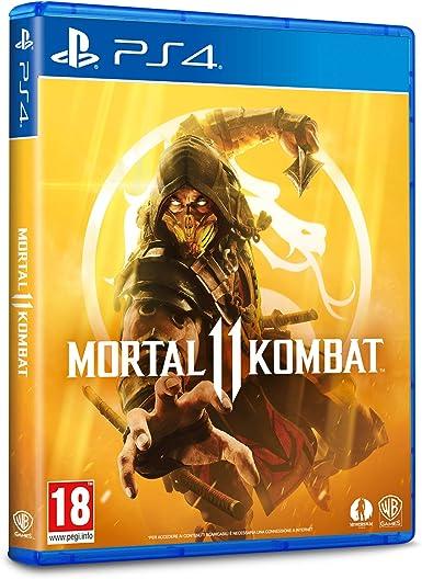Mortal Kombat 11 (PS4) - - PlayStation 4 [Importación italiana]: Amazon.es: Videojuegos