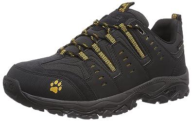 separation shoes fe8f8 4f106 Jack Wolfskin Herren Mtn Storm Texapore Low M Wasserdicht  Trekking&Wanderhalbschuhe