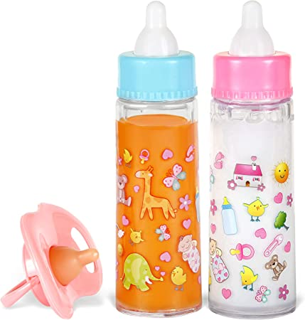 My Sweet Baby Disappearing Magic Bottles