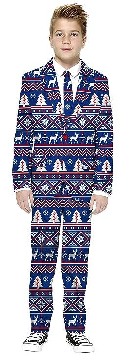 Amazon.com: Suitmeister - Traje de Navidad para niños en ...