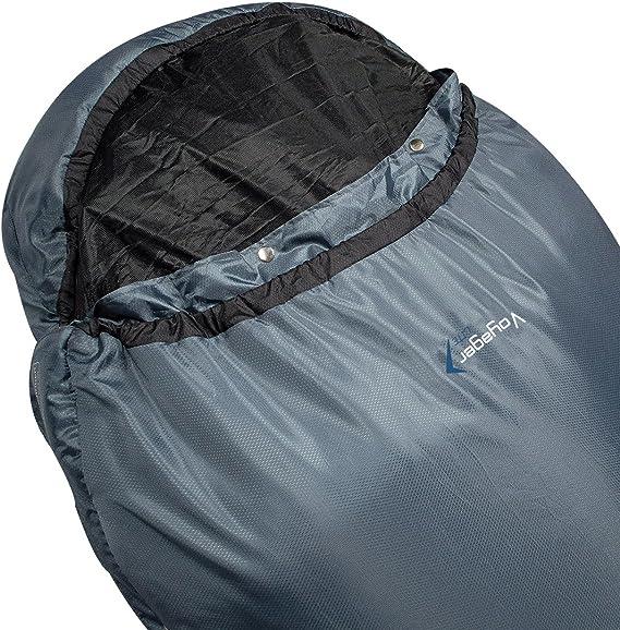 Highlander Travel Voyager Lite Mummy Compact Lightweight Camping Sleeping Bag