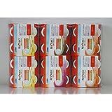 Resource® 2.0 Fibre - Trinknahrung - Mischkarton - hochkalorisch 2 kcal/ml - ballaststoffreich - 5 Geschmacksrichtungen - 24 Flaschen - 1 Karton