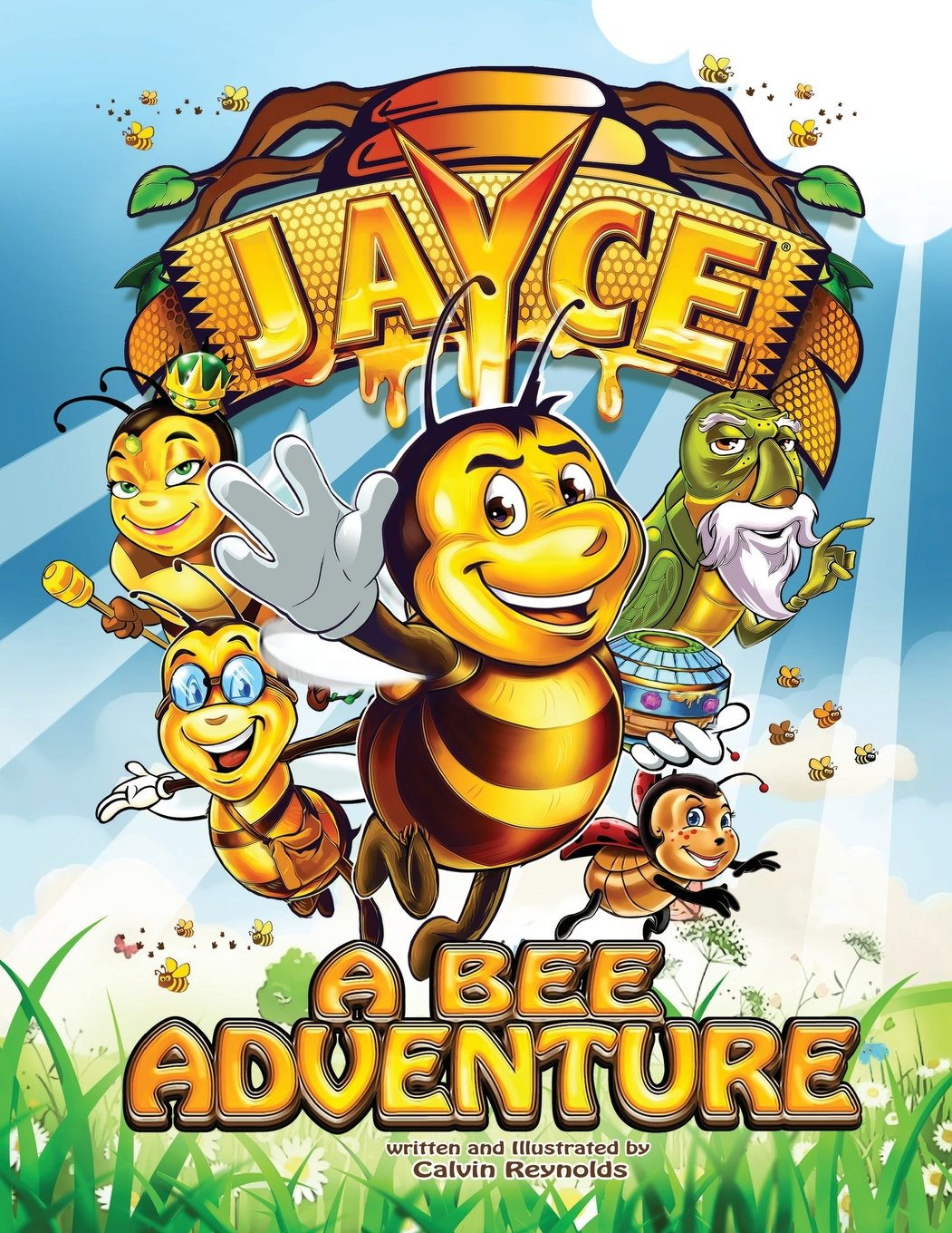 Jayce: A Bee Adventure ebook