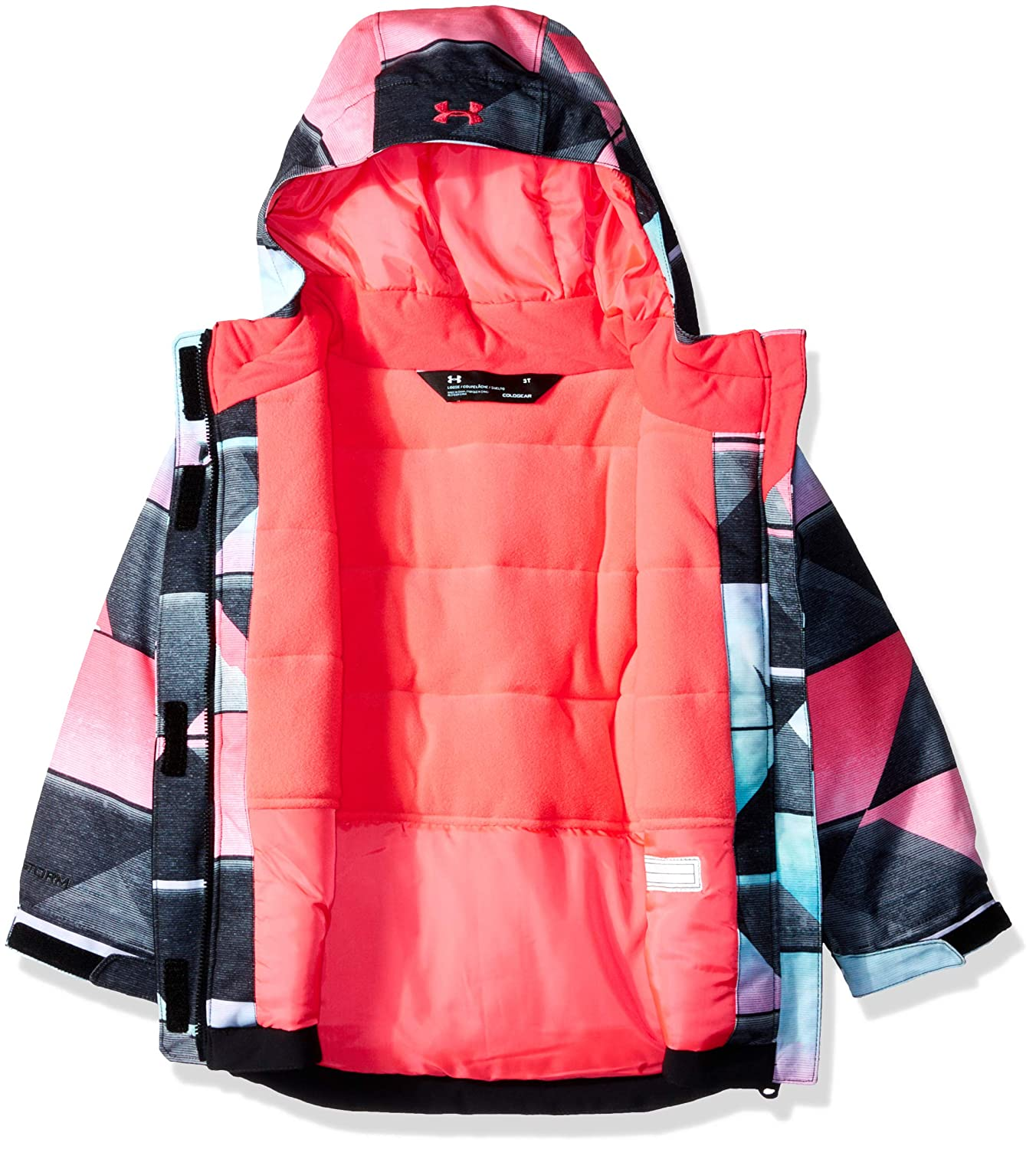 Under Armour Girls ColdGear Snorkle Jacket