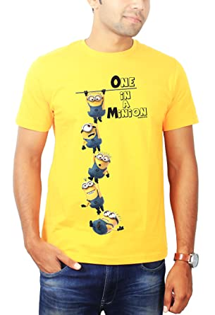 922c6b56 The Banyan Tee One in a Minion Tshirt - Minion Accessories by TBT ...