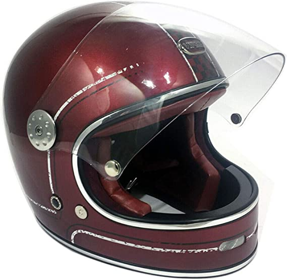 Viper casco integral cafe racer