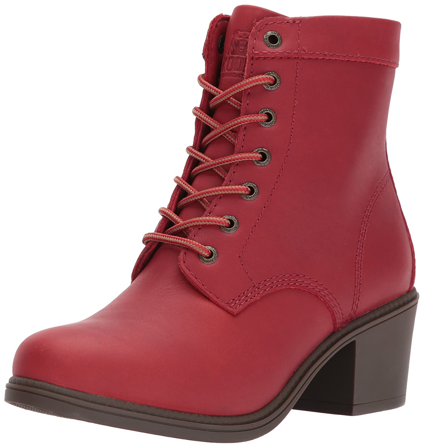 Kodiak Women's Claire Ankle Boot B0727VWP6B 10 B(M) US|Red