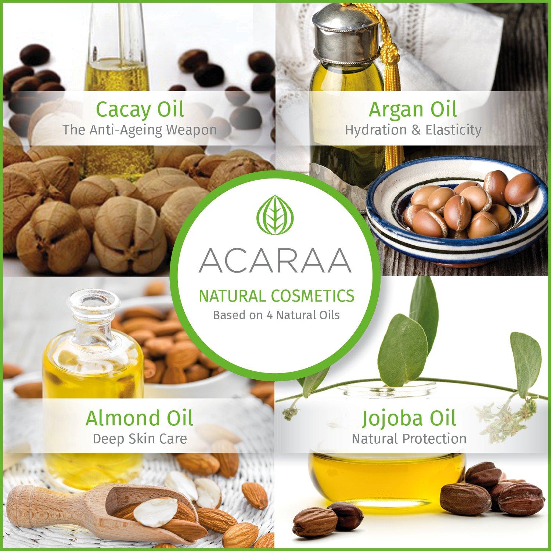 Aceite Capilar de ACARAA, 1x100ml, Cabello Sano y Fuerte, Cosméticos Naturales: Amazon.es: Belleza
