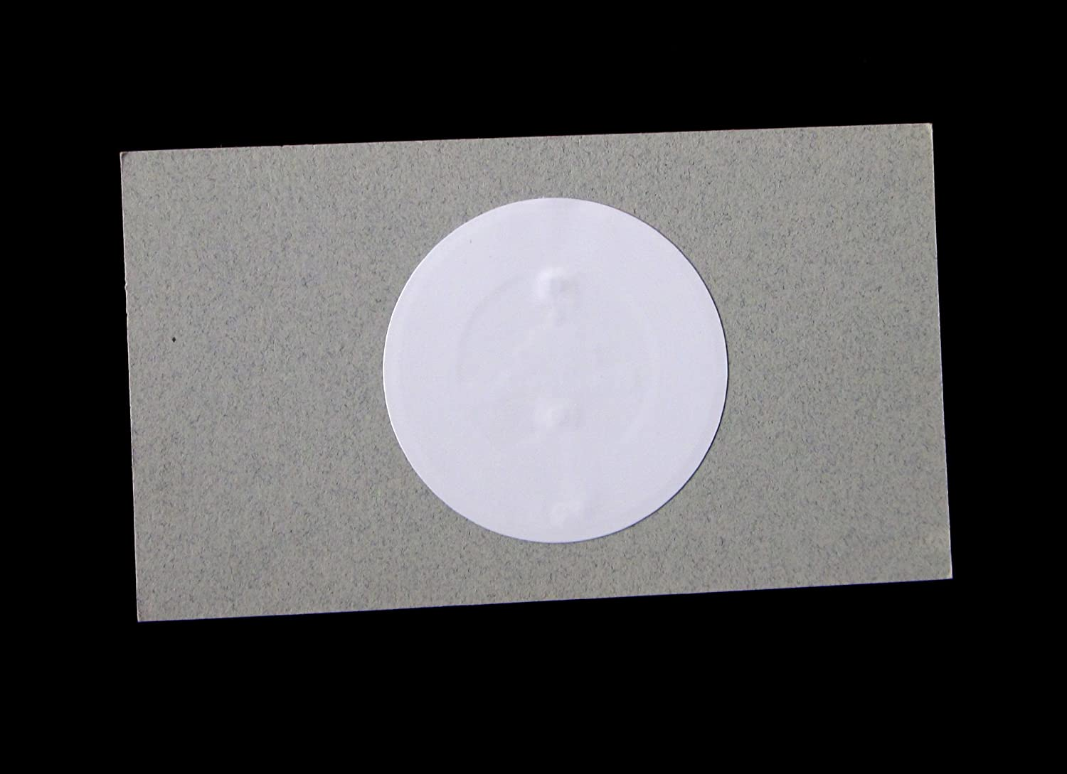 Amazon.com: NFC Business Card Tags - White, Round, Unprogrammed, 4K ...