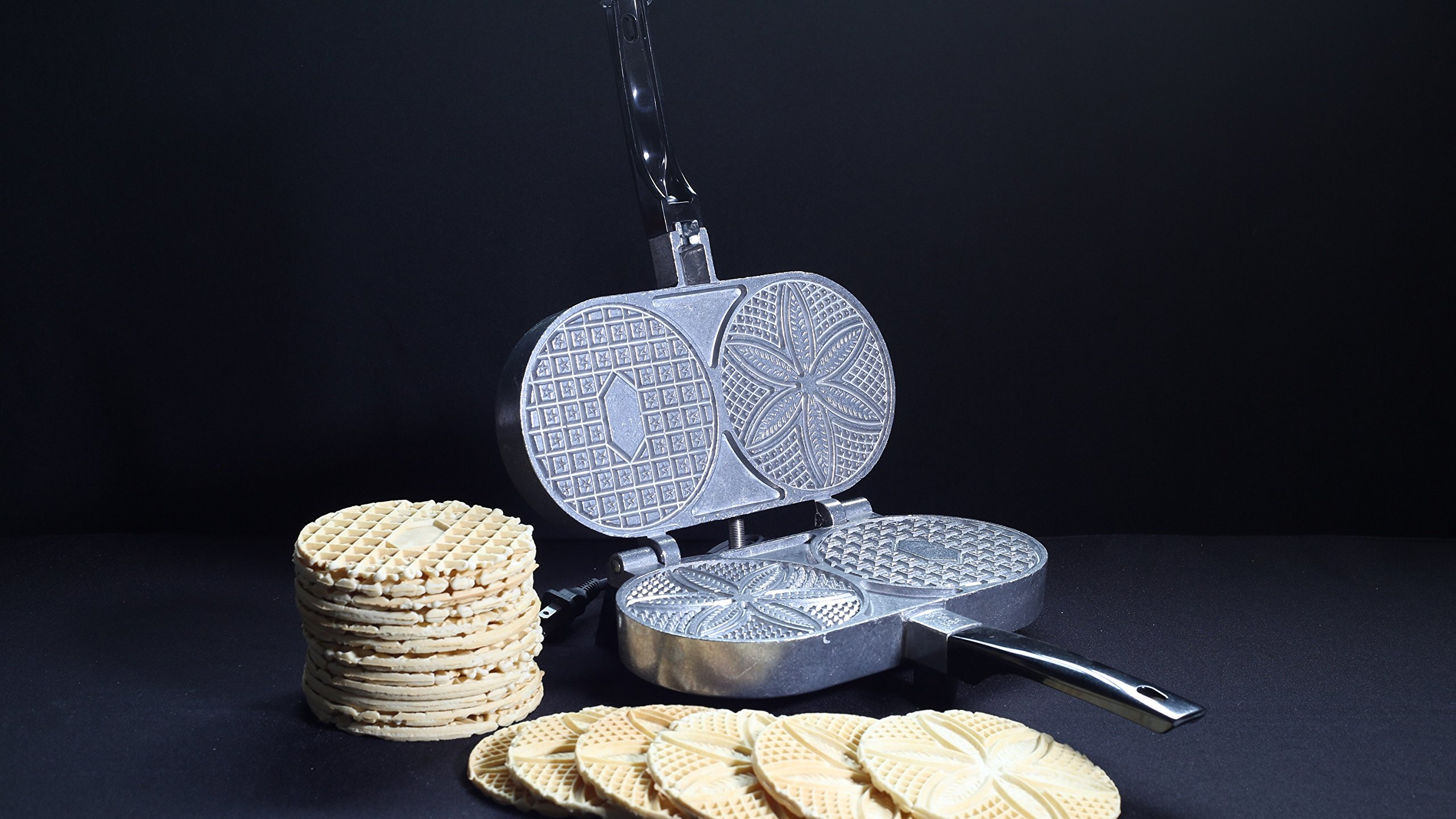 Palmer Pizzelle Maker - Made in USA, Garden, Lawn, Maintenance by Garden-Outdoor