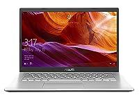 ASUS VivoBook 14 Intel Quad Core Pentium Silver N5030 14-inch FHD Compact and Light Laptop (4GB RAM/1TB HDD/Windows 10/Integrated Graphics/Transparent Silver/1.60 kg), X409MA-EK219T