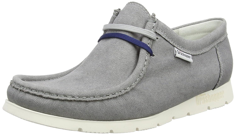 Grey - grey (Sale) Sioux Grashopper-h-161-04, Men's Mocassins