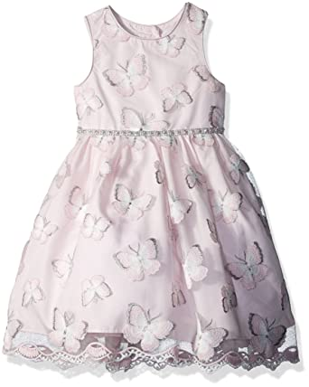 8e34d8937dde Amazon.com: PIPPA & JULIE Girls' Toddler Embroidered Dress ...