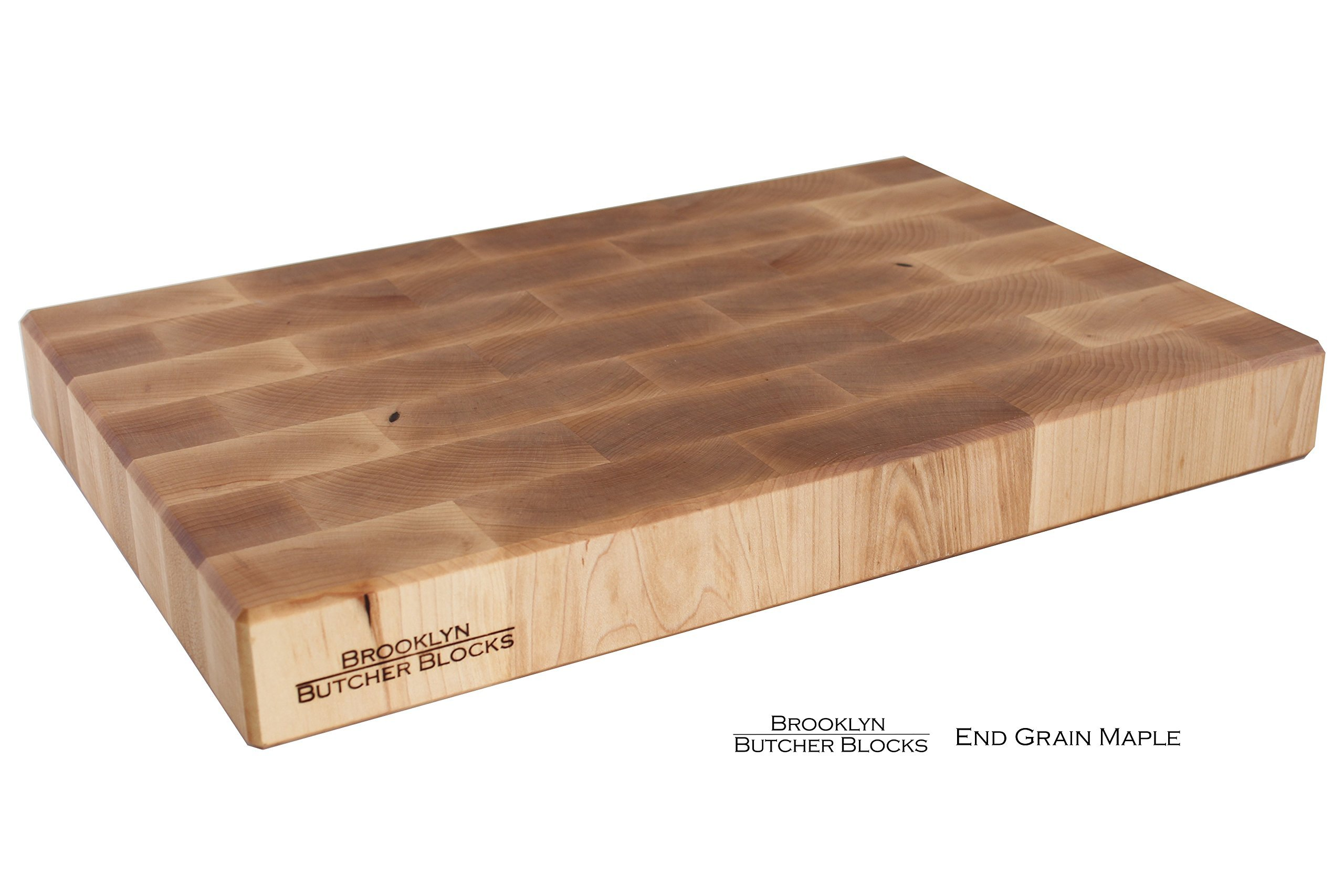 12 x 18 x 2 End Grain Brickwork Butcher Block by Brooklyn Butcher Blocks (Image #5)