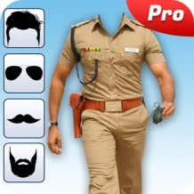Man Police Suit Photo Editor:Police Uniform 2018