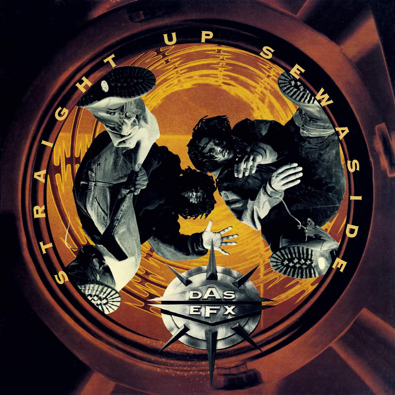 Vinilo : Das EFX - Straight Up Sewaside (LP Vinyl)