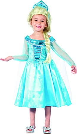 Boland 82255 infantil Disfraz Invierno Princess, 104: Amazon.es ...