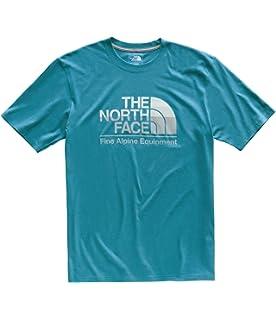 f9553729e The North Face Mens S/S Grey Box Tee | Amazon.com