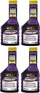 Royal Purple 01600 Purple Ice Radiator Coolant Additive 12 oz. Bottle Pack of 4