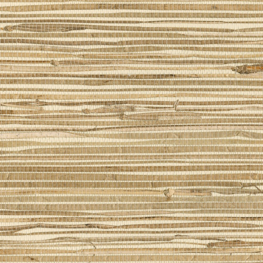 Kenneth James 2693-89470 Kyodo Neutral Grasscloth Wallpaper by Kenneth James