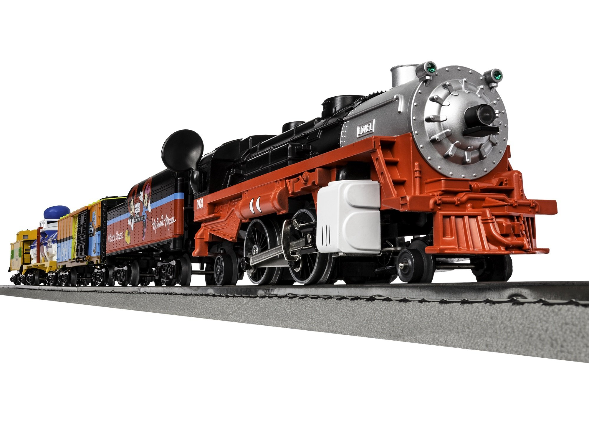 Lionel Mickey Mouse & Friends Express LionChief Set with Bluetooth Train Set