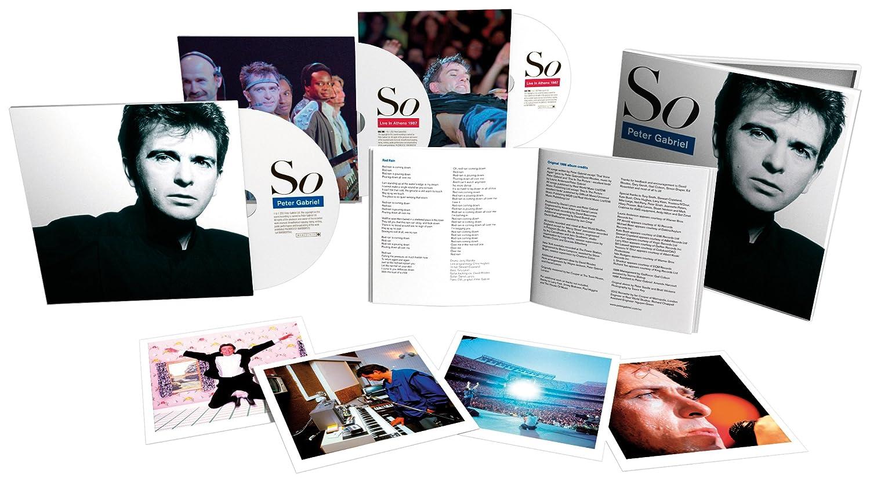 so 25th anniversary edition cd