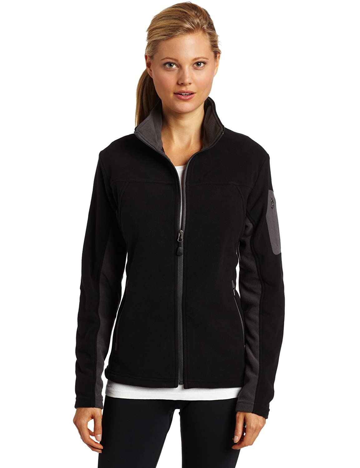 Amazon.com: Colorado Clothing Full Zip Light Fleece Jacket: Sports ...